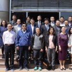 国际中文记者联合会主席吴治欧率团访问中华全国新闻工作者协会