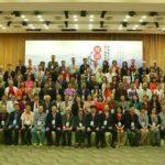 协会副主席赖连金博士、理事倪娜出席香港第十届世界华文作家协会年会