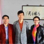 协会副理事长燕飞拜访基金会主席高若城