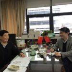 协会常务副主席刘江专访浙江省人大内务司法委员会主任委员宋光宝