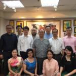 协会常务副主席兼亚洲委员会主席刘江考察台湾