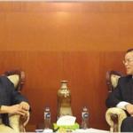 中国驻瑞典大使桂从友祝贺北欧国际新闻中心建立