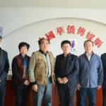 韩国新华报社社长拜访中国华侨传媒网 谈深度合作