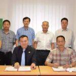 《武汉晚报》与《布拉格时报》签署合作协议